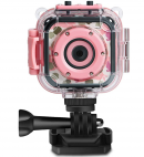 PROGRACE Children Kids Camera Waterproof Digital Video HD Action Camera 1080P Sports Camera Camcorder DV