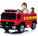 kidsclub Ride On Fire Truck Toy