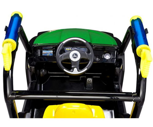 TOMY John Deere Gator Ride On Toys detail
