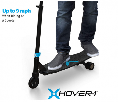 Hover-1 Switch 2 in 1 Electric Skateboard & Scooter for Kids detail