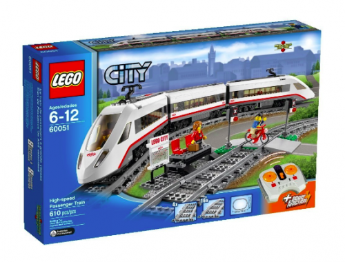 LEGO City High-Speed Passenger Train