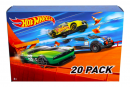 Hotwheels 20 pack