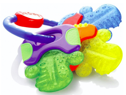 Nuby Teether Keys