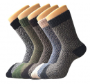 Senker 5 Pack Thick Knit