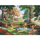 winnie the pooh disney dreams collection jigsaw puzzle for kids