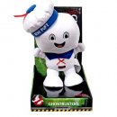 Stay Puft Marshmallow Man Talking Plush