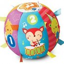 vTech lil' critters roll & discover ball sensory toy for toddlers