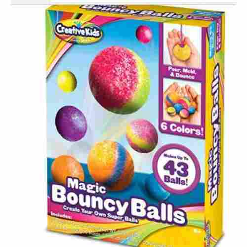 Magic Bouncy Balls