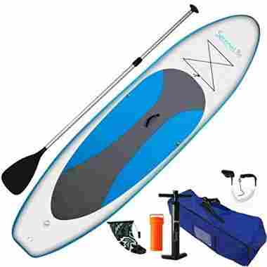 SereneLife Inflatable SUP
