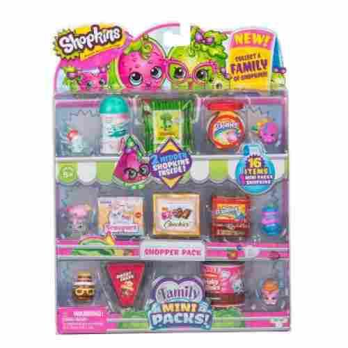 New Families shopkins characters