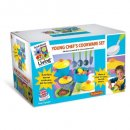 small world toys young chef cookware play kitchen for kids and toddlers