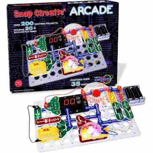 Arcade Electronics 4-Color