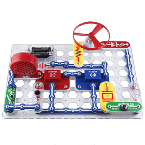 ... year old boy. Our Top 3 Picks. SnapCircuits Electric Kit