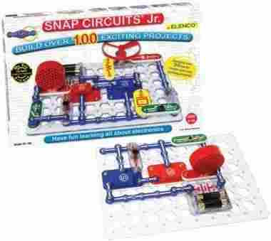Snap Circuits Jr. Electronics Kit