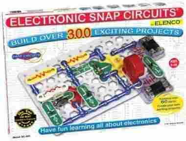 Electronics Discovery Kit by Snap Circuits