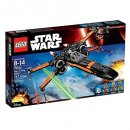 lego star wars poe's X-wing fighter box