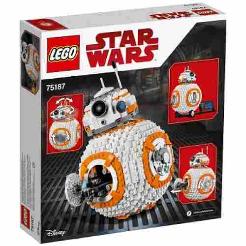 LEGO star wars VIII BB-8 box