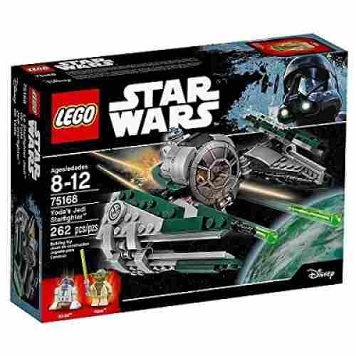 LEGO star wars yoda's jedi starfighter box