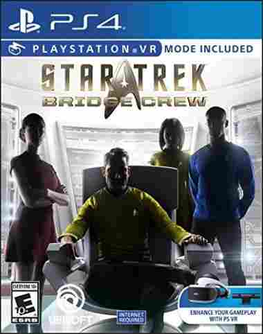 Star Trek: Bridge Crew – PlayStation VR