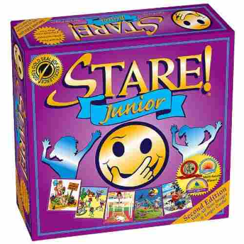 stare junior board game