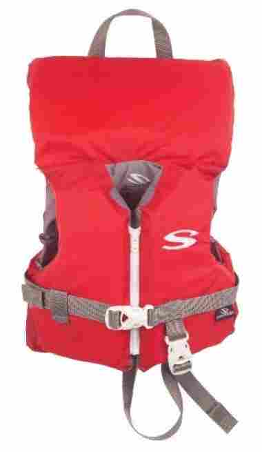 Stearns Infant Classic Series Vest, Red