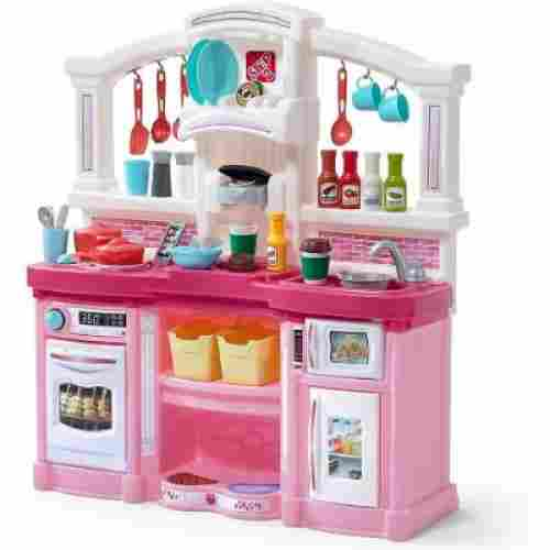 Step2 Fun with Friends Kitchen play kitchen for kids and toddlers display