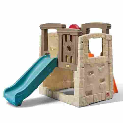 naturally playful woodland climber indoor toddler slide