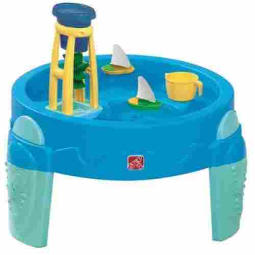 step2 waterWheel activity play water & sand table for kids and toddlers