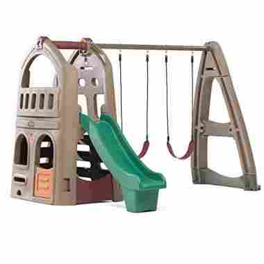 Playhouse & Swing Extension