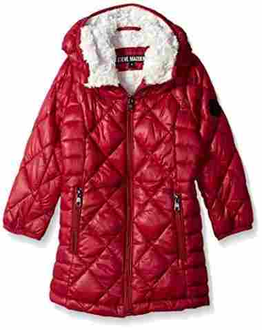 Steve Madden Little Girls' Bubble Jacket