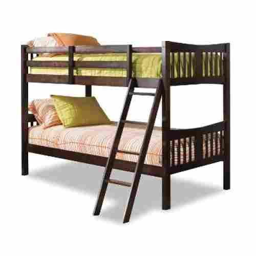 storkcraft caribou hardwood twin bunk and loft bed for kids