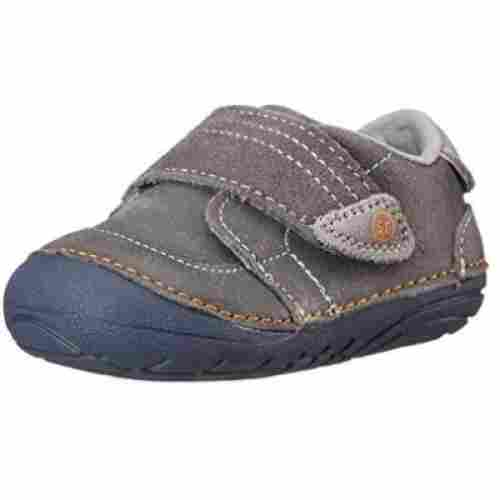 stride rite kellen baby walking shoe suede
