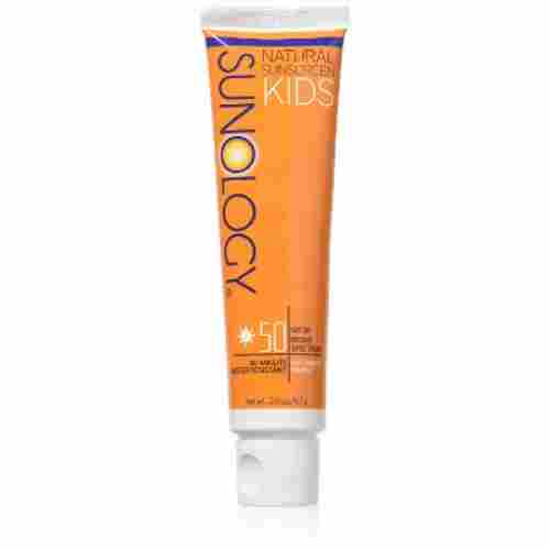 Sunology Safe Mineral SPF 50
