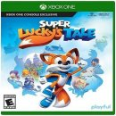 super lucky's tale xbox one games for kids