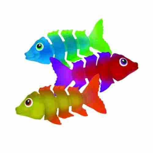 swimWays fish styx 3 pack water toys for kids