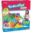 TINKERTOY - 100 Piece Essentials Value Set