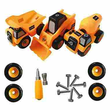 Take Apart Truck Toys Construction Set
