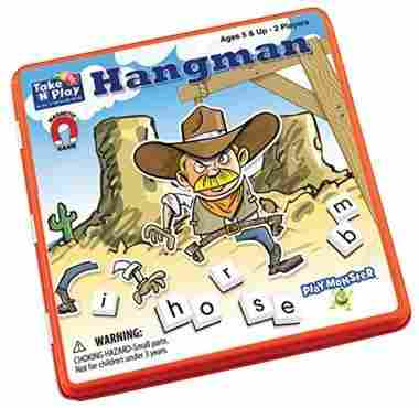 Take 'N' Play Anywhere Hangman