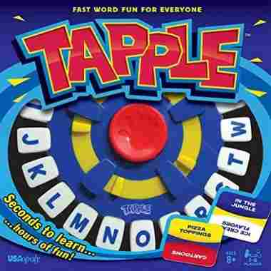 Tapple – Fast Word Fun For Everyone
