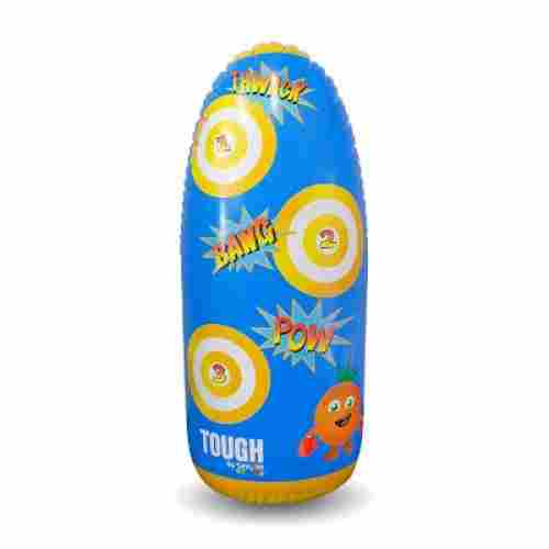 taylor toy inflatable punching bag for kids pattern