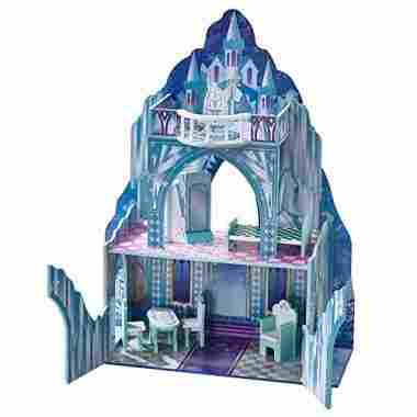 Teamson Kids Ice Castle Wooden Doll House