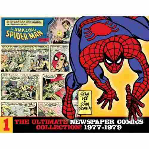 The Amazing Spider-Man: The Ultimate Newspaper Comics