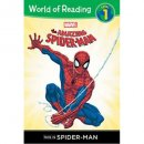 This is Spider-Man Level One Reader