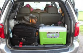 What to Pack in Your Car if you Have Kids