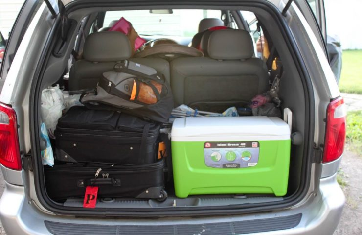 What to Pack in Your Car if you Have Kids: The Essentials
