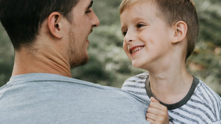 Read about the case for paid paternity leave and why new dads should have that option too.