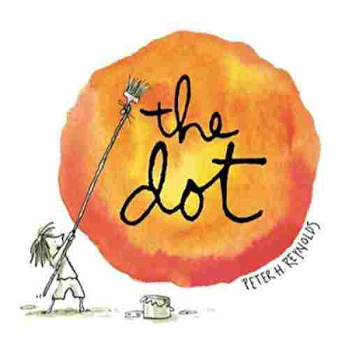 the dot book for 6 year olds cover