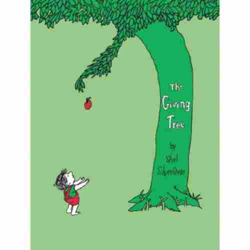the giving tree book for 3 year olds cover
