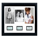 life story frame christmas gift for grandma design