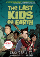 the last kids on earth graphic novel for kids cover